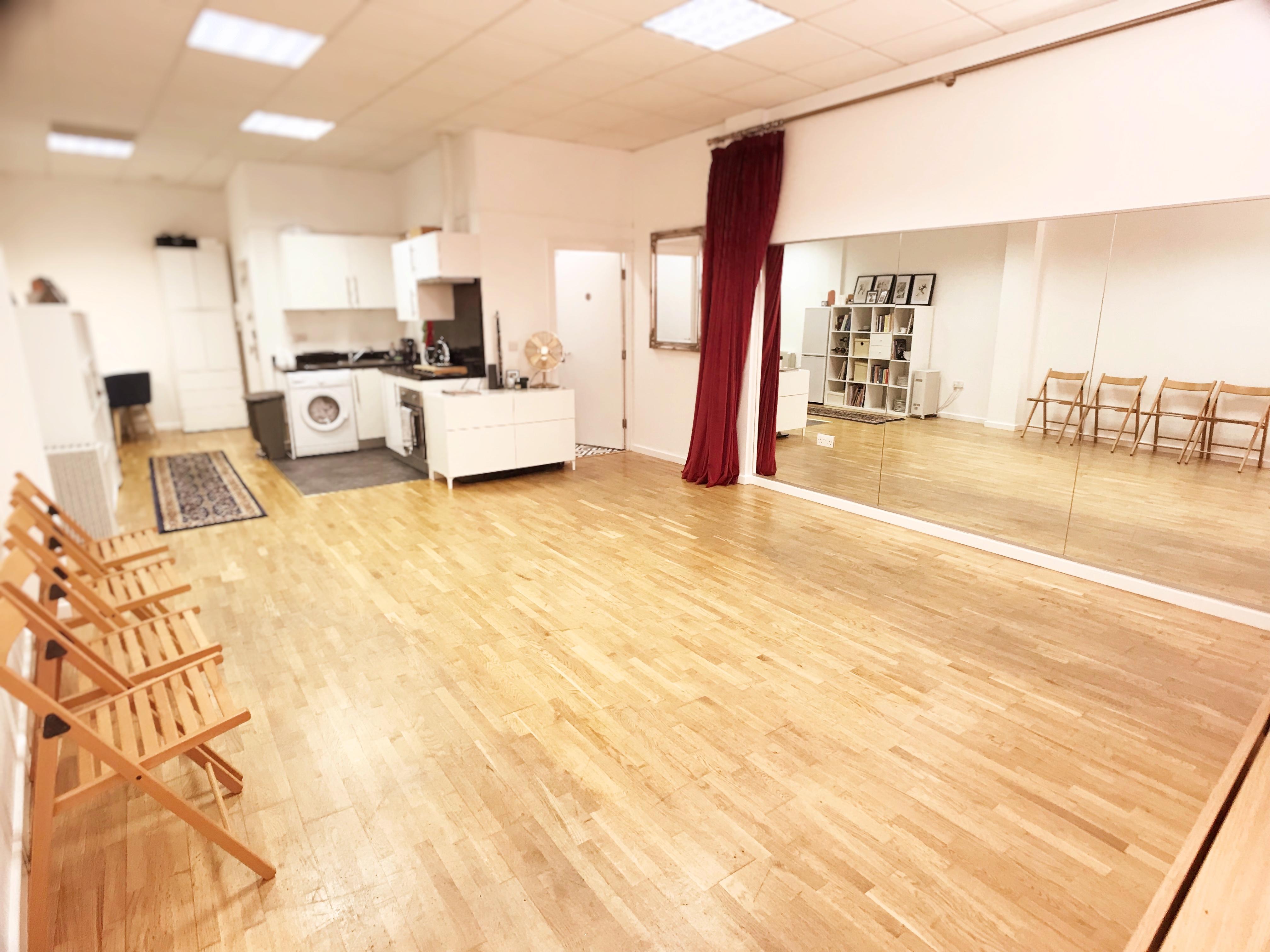 JazzMAD Dance Studio