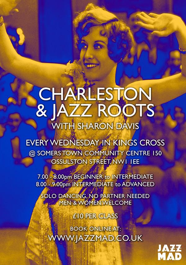 Wednesdays Jazz with Sharon