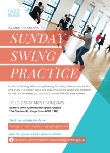 Sunday Swing Practice