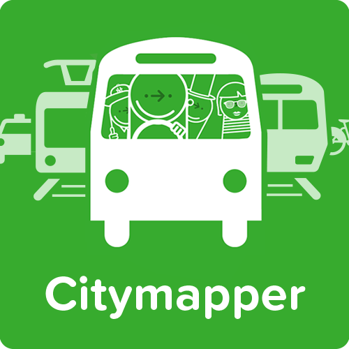 Get directions with Citymapper