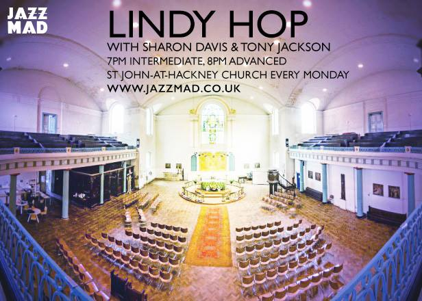 Lindy Hop classes in Hackney