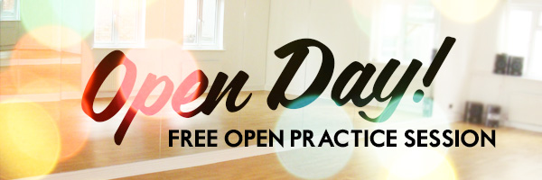 Free Practice Session at our Open Day