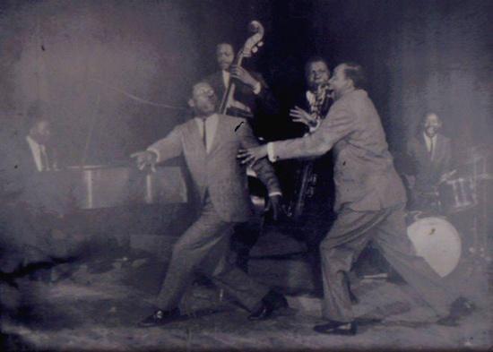 Albert Minns & Leon James