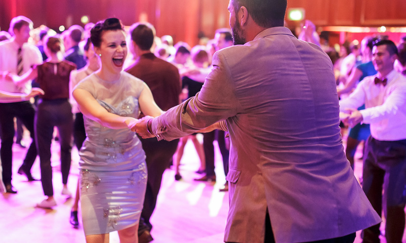 Swing Dance Improvers Course | JazzMAD