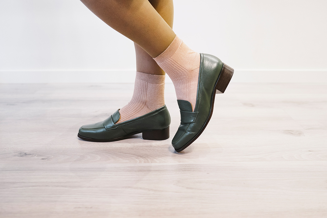Slide & Swing dance shoes