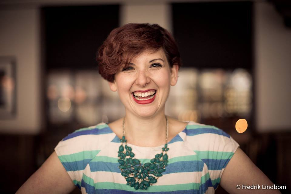 Nancy Hitzig | Swing Dance Teacher for JazzMAD London