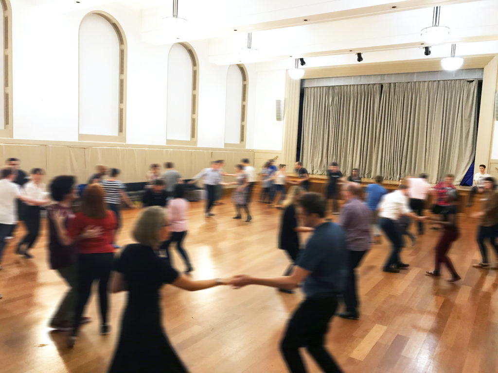 The Wednesday Club | Marble Arch Swing Dance Classes