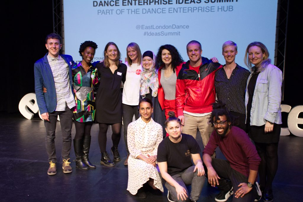 JazzMAD wins Dance Enterprise Ideas Fund 2017