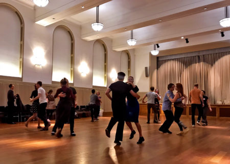 The Wednesday Club | Central London Swing Dance Classes