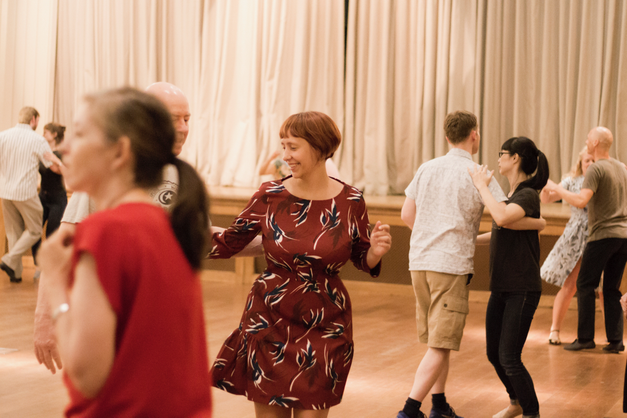 The Wednesday Club | Swing Dance classes in Central London
