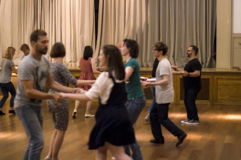 Swing Dance classes in London by JazzMAD