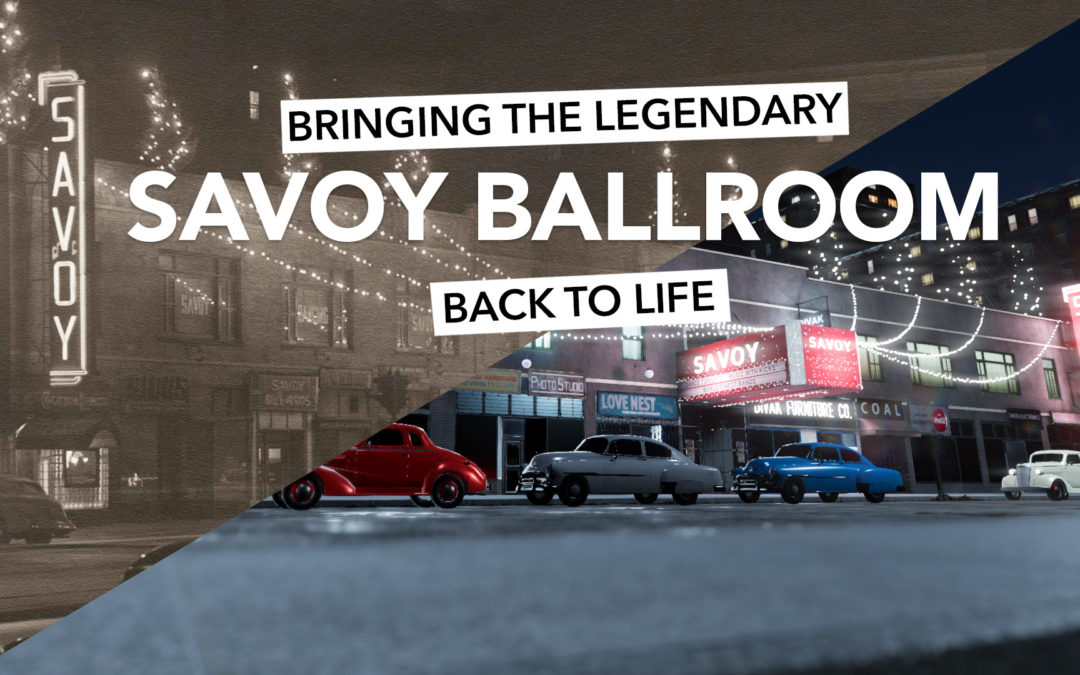 "Announcing ""Welcome to the Savoy"" 