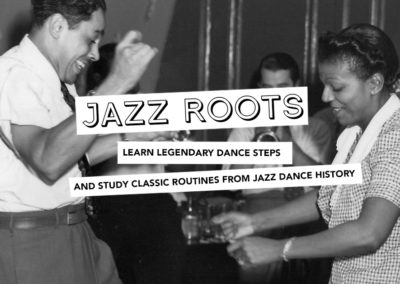 Jazz Roots class