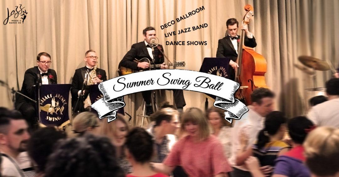 Summer Swing Ball
