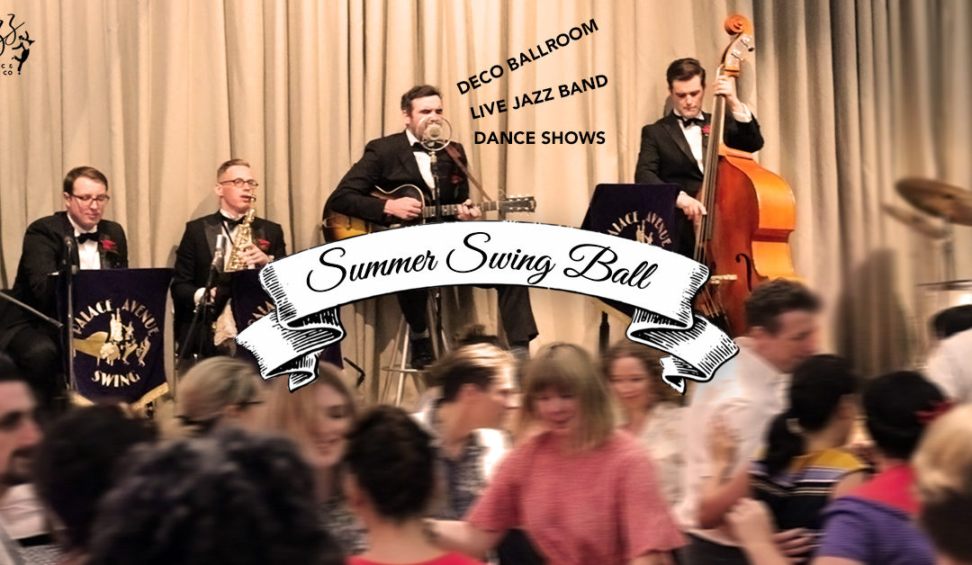 Summer Swing Ball